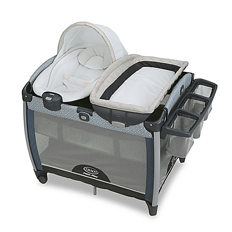Graco® Pack 'n Play Quick Connect Portable Bouncer with Bassinet Taylor™