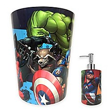 Marvel® Comics Bath Accessories Collection
