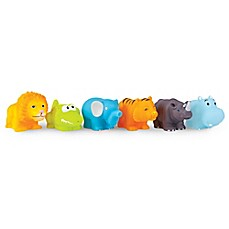 image of Waddle® Safari 6-Pack Bath Squirties