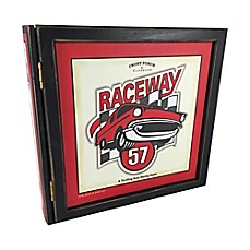 image of Front Porch Classics Raceway '57 Bookshelf Edition Board Game
