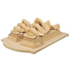 image of Puzzled Sydney Opera 236-Piece 3D Wooden Puzzle