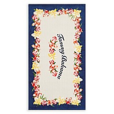 image of Tommy Bahama® Julie Kay Beach Towel in Blue