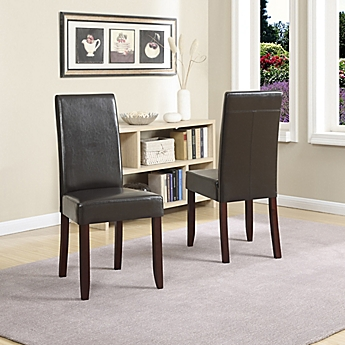 Image Of Simpli Home Acadian Dining Chair Set 2