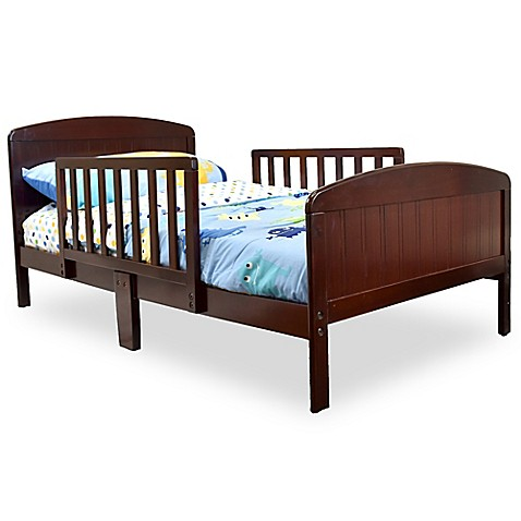 Buy Rack Furniture Harrisburg Wood Toddler Bed In Rich