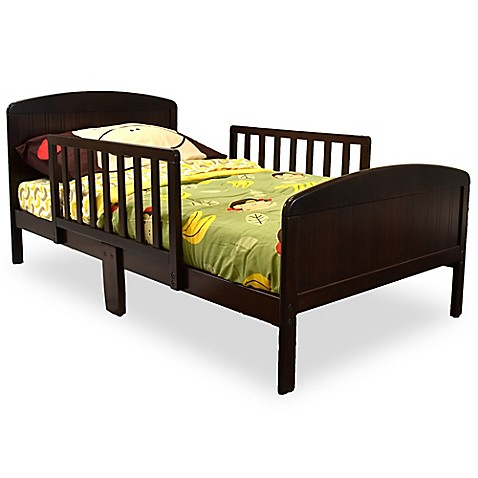 Buy Rack Furniture Harrisburg Wood Toddler Bed In Espresso