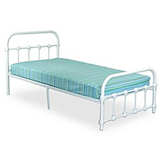 image of Rack Furniture Melissa Metal Twin Bed