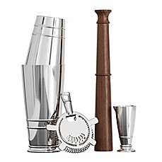 image of Crafthouse by Fortessa 4-Piece Shaker Set