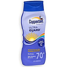 image of Coppertone® UltraGuard™ Sunscreen Lotion SPF 70+