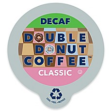 image of 24-Count Double Donut Coffee™ Decaf Classic Coffee