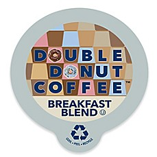 image of 24-Count Double Donut Coffee™ Breakfast Blend Coffee