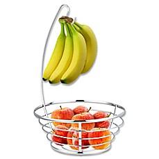 Counter Organizers - Fruit Baskets Hangers | Bed Bath & Beyond