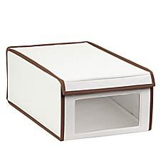 Honey-Can-Do® Canvas Storage Boxes (Set of 2)  sc 1 st  Bed Bath u0026 Beyond & acid free storage boxes | Bed Bath u0026 Beyond