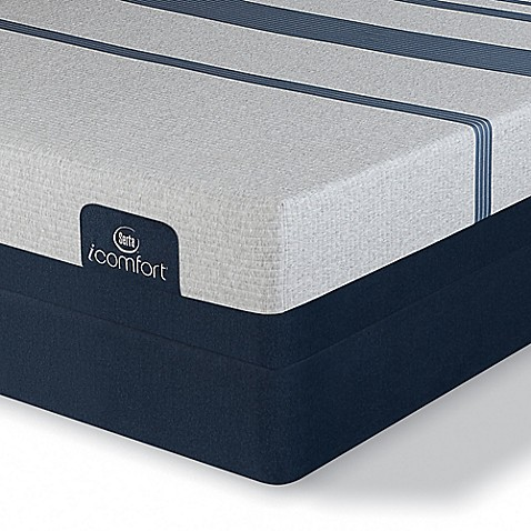 Buy Serta Icomfort Blue 300 Firm Twin Mattress Set From Bed Bath Beyond