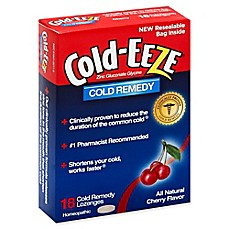 image of Cold-Eeze® 18-Count Zinc Lozenges in Cherry