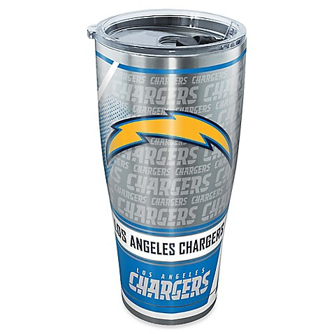 Tervis 174 Nfl Los Angeles Chargers Edge Stainless Steel