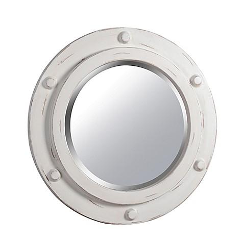24 inch round wall mirror