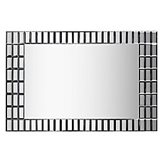 Rectangular Wall Mirror wall mirrors - large & small mirrors, decorative wall mirrors