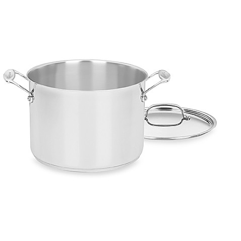 Cuisinart 174 Chef S Classic Stainless Steel Stock Pot With