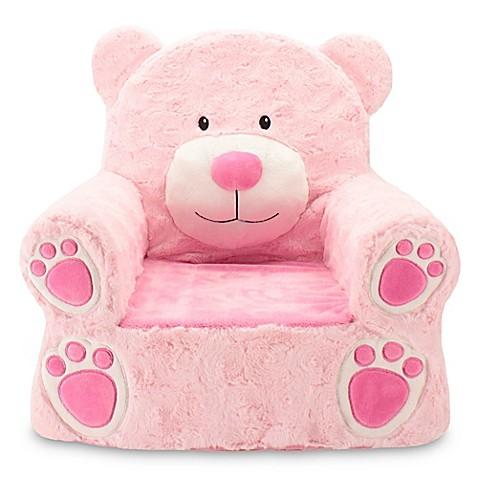 Marvelous Sweet Seatsu0026reg; Plush Bear Chair ...