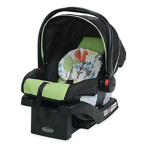 graco snugride click connect 30 lx infant car seat in bear trail bed bath beyond. Black Bedroom Furniture Sets. Home Design Ideas