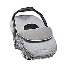 image of JJ Cole® Car Seat Cover in Grey Herringbone