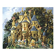 image of SunsOut 1500-Piece College of Magical Knowledge Jigsaw Puzzle