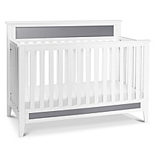 image of carter's® by DaVinci® Connor 4-in-1 Crib in White/Grey