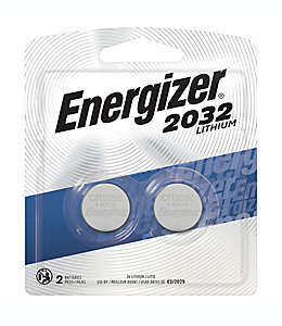 Batería 2032 para reloj/electrónicos Lithium Energizer®