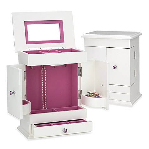 Reed & Barton®  Bella Jewelry Chest