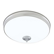 image of Good Earth Legacy LED Flush Mount Bath Ceiling Light Fixture