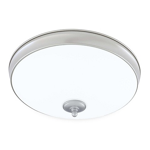 Good earth lighting legacy led flush mount bath ceiling light fixture