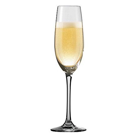 buy schott zwiesel tritan classico champagne glasses set of 6 from bed bath beyond. Black Bedroom Furniture Sets. Home Design Ideas