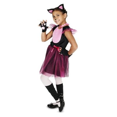 Buy Black and Pink Cat Size Large Child's Halloween Costume from Bed Bath & Beyond - 웹