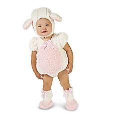 image of lamb childs halloween costume in pinkwhite - Halloween Costumes Kennesaw Ga