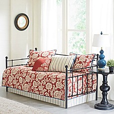 image of Madison Park Lucy Daybed Set in Red
