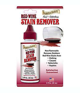 Removedor de manchas de vino tinto Parker & Bailey