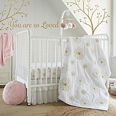 image of Levtex Baby Dandelion Crib Bedding Collection
