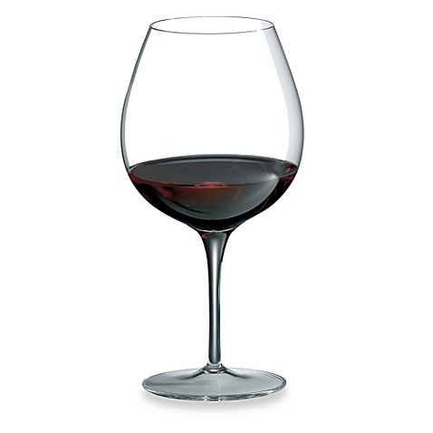 Ravenscroft Crystal in visibles® 25-Ounce Burgundy/Pinot Noir Glasses (Set of 4)