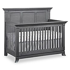 Image Of Ozlo Baby Pendleton 4 In 1 Convertible Crib In Grey