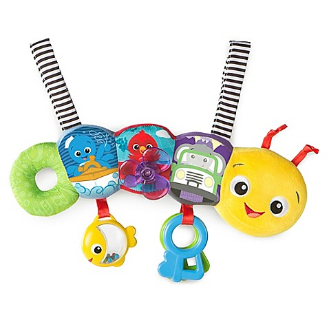 buy baby einstein travel pillar toy bar from bed bath beyond. Black Bedroom Furniture Sets. Home Design Ideas