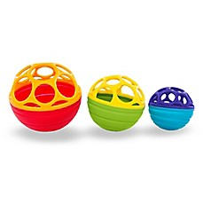 image of Oball™ Flex & Stack Balls in Yellow