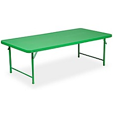 image of Flash Furniture Rectangle Folding Table
