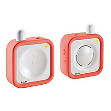 image of BEABA® Minicall Audio Baby Monitor in Coral