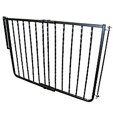 Image Of Cardinal Gates Wrought Iron Décor Gate In Black