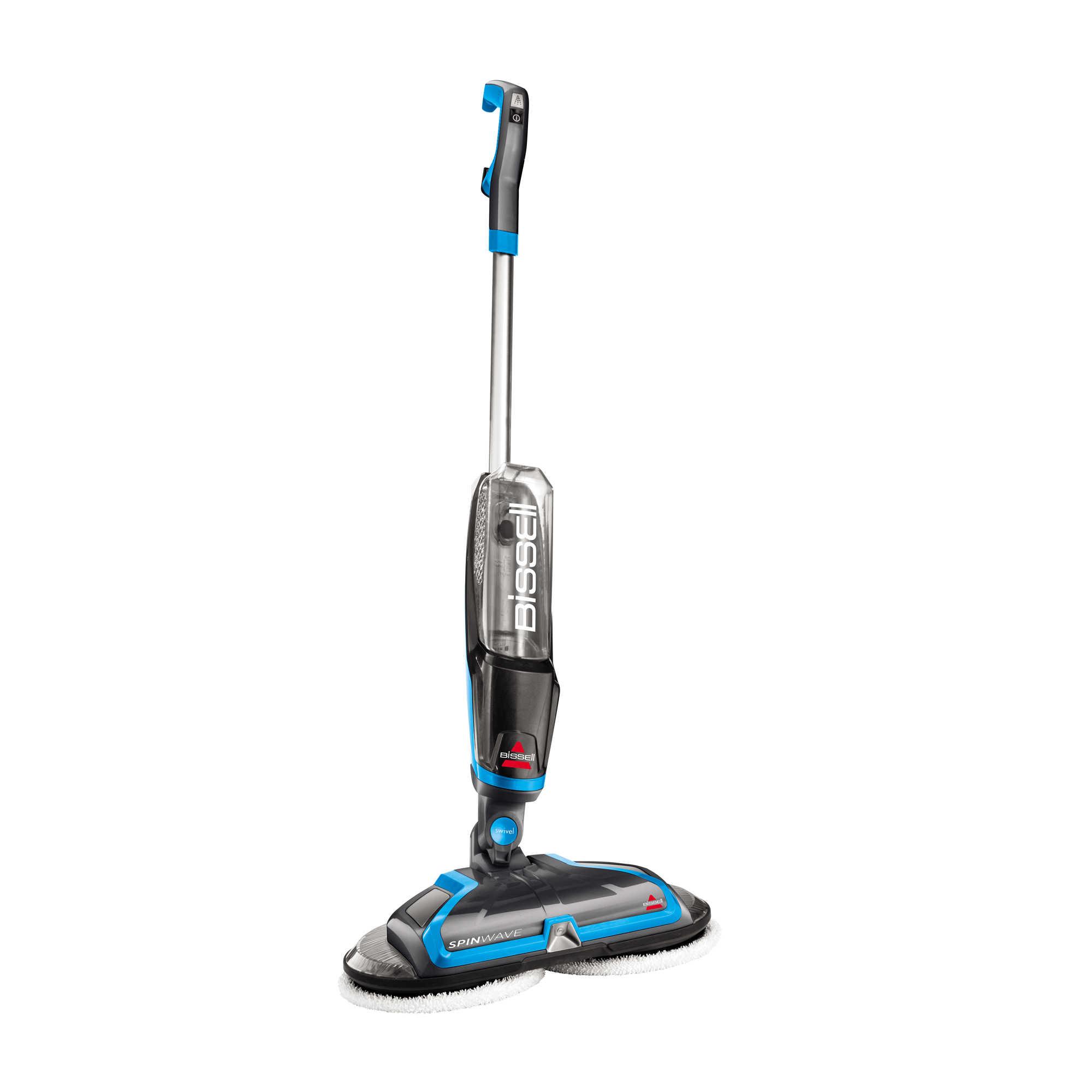 BISSELL® SpinWave™ Plus Hard Floor Mop in Titanium