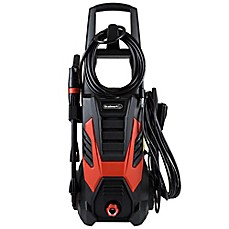 image of Stalwart 2000 PSI Pressure Washer in Red