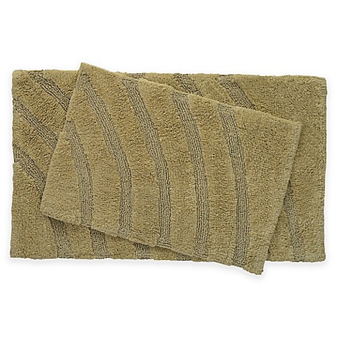 Buy Medallion 2 Piece Bath Rug Set In Sage From Bed Bath Beyond