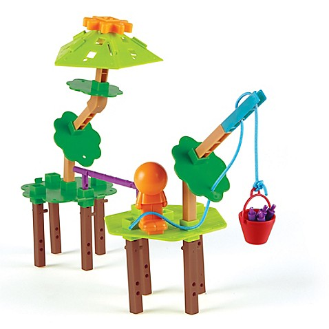 Learning Resourcesu0026reg; Tree House Engineering U0026 Design Building Set