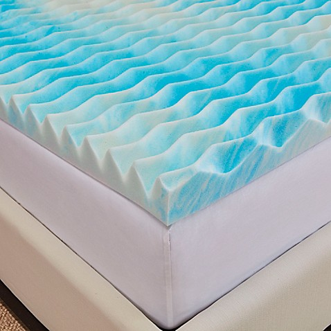 Memory Foam Mattress Topper Bed Bath And Beyond