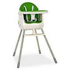 image of Keter® 3-in-1 Multi-Dine High Chair in Green